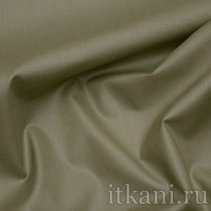 "Ткань Рубашечная цвета оливок ""Артур"" (0804)"