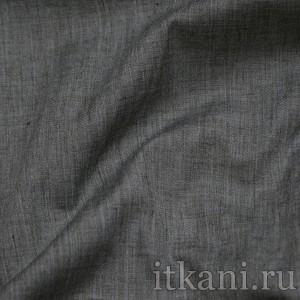 """Ткань рубашечно-костюмная серого цвета """"Бен"""" (0806)"""
