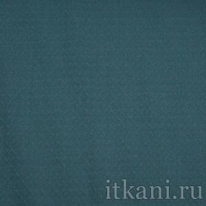 """Ткань Рубашечная голубого цвета """"Билли"""", цвет бирюзовый (0811)"""