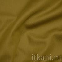 """Ткань Рубашечная горчичного цвета """"Брэд"""""""