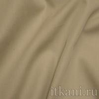"""Ткань Рубашечная бежевого цвета """"Кельвин"""""""