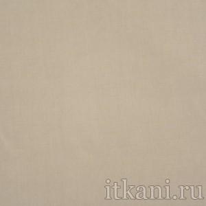 "Ткань Костюмная бежевого цвета ""Дюк"" (0843)"