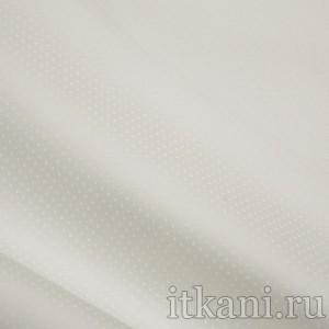"""Ткань Костюмная белого цвета """"Эрл"""" (0846)"""