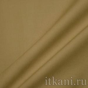 """Ткань Рубашечная коричневого цвета """"Эдмонд"""", цвет коричневый (0848)"""
