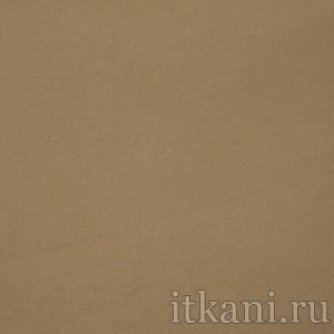 """Ткань Рубашечная желтая песочная """"Эмметт"""""""