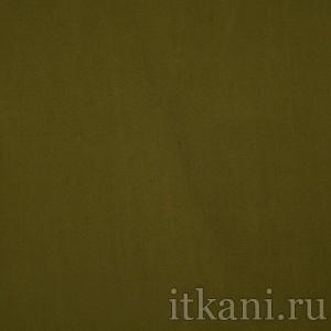 """Ткань Рубашечная зеленая """"Эрик"""" (0854)"""