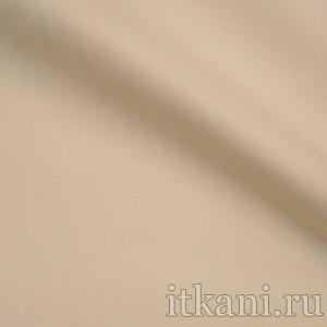 """Ткань Костюмная льняного цвета """"Этан"""", цвет бежевый (0856)"""