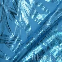 """Ткань Рубашечная голубая """"Гордон"""""""