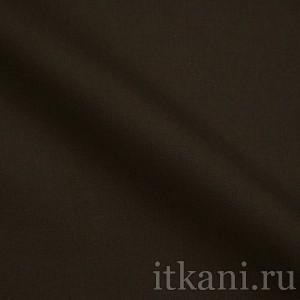 """Ткань Костюмная цвета эспрессо """"Пит"""", цвет коричневый (0918)"""