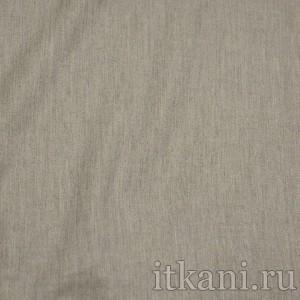 """Ткань Костюмная бежево-черная """"Фил"""", цвет серый (0920)"""