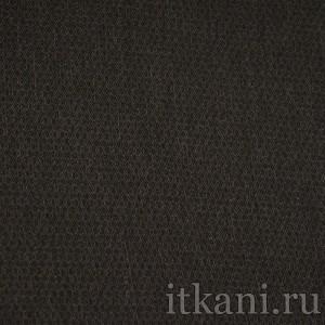"""Ткань Костюмная черно-серая """"Сэм"""", цвет серый (0934)"""