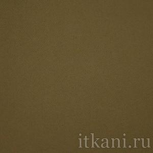"""Ткань Костюмная болотного цвета """"Вильгельм"""""""