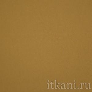 """Ткань Костюмная оливково-коричневай """"Элисон"""", цвет коричневый (0963)"""