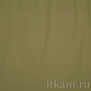 """Ткань Костюмная болотного цвета """"Аманда"""" (0967)"""