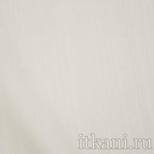 """Ткань Рубашечная цвета слоновой кости """"Анита"""", цвет молочный (0972)"""
