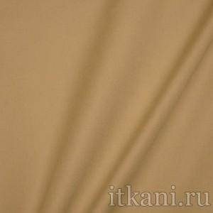 """Ткань Костюмная светло-коричневого цвета """"Барбара"""", цвет коричневый (0980)"""