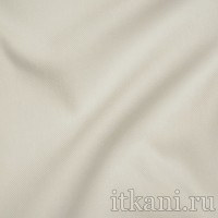 "Ткань Костюмная молочного цвета ""Беатриса"""