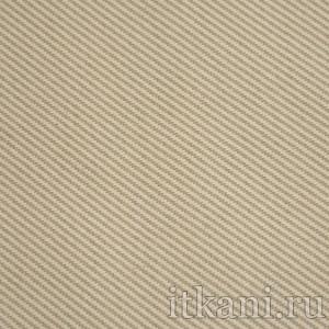 """Ткань Костюмная молочно-песочного цвета """"Кристина"""""""