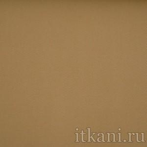 "Ткань Костюмная  теплого коричневого цвета ""Ханна"""