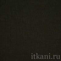 """Ткань Костюмная черного цвета """"Джин"""""""