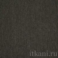 """Ткань Костюмная серо-черного цвета """"Джудит"""""""