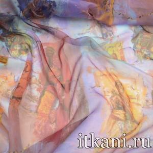 Ткань Шелк 5018