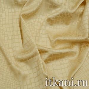 Ткань Шелк, цвет бежевый (5032)