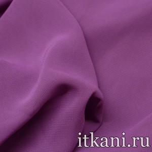 Ткань Шифон однотонный, цвет сиреневый (2846)