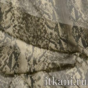 Ткань Шифон Набивной (3729)