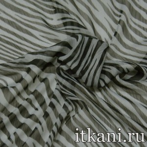 Ткань Шифон Набивной (3791)