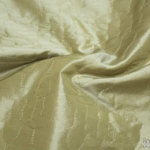 Ткань Курточная Стеганая, цвет бежевый (5671)
