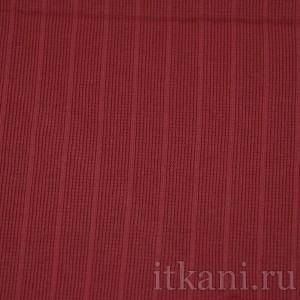 Ткань Трикотаж, цвет красный (0005)