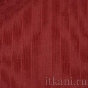 Ткань Трикотаж, цвет красный (0012)