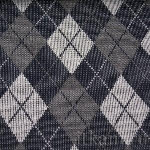 Ткань Трикотаж, узор геометрический (0023)