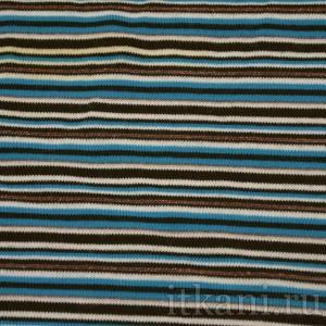 Ткань Трикотаж, узор полоска (0034)