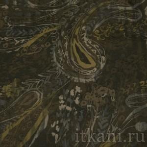 Ткань Трикотаж, узор абстрактный (0087)