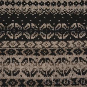 Ткань Трикотаж, узор геометрический (0091)
