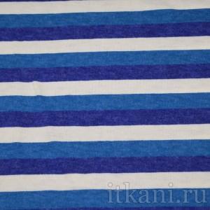Ткань Трикотаж, узор полоска (0107)