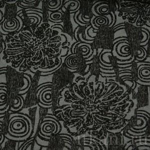 Ткань Трикотаж, цвет серый (0126)