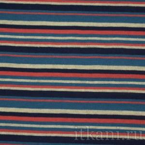 Ткань Трикотаж, узор полоска (0137)
