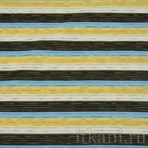 Ткань Трикотаж, узор полоска (0138)