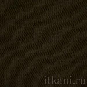 Ткань Трикотаж, цвет коричневый (0144)