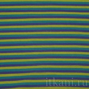 Ткань Трикотаж, узор полоска (0150)