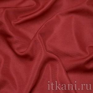 Ткань Трикотаж, цвет красный (0174)