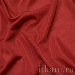 Ткань Трикотаж, цвет красный (0182)