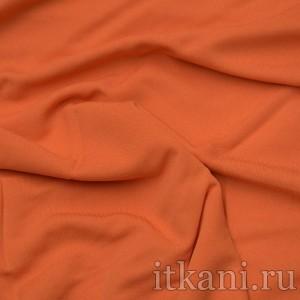Ткань Трикотаж, цвет оранжевый (0184)