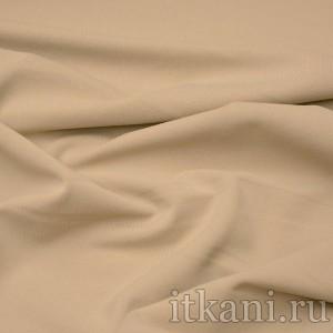 Ткань Трикотаж, цвет бежевый (0192)
