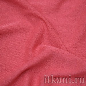 Ткань Трикотаж, цвет розовый (0200)