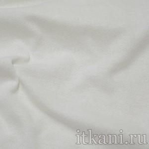 Ткань Трикотаж, цвет белый (0224)