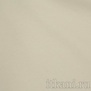 Ткань Трикотаж, цвет молочный (0232)